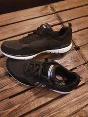 Verkaufe schwarze Sketcher Sneaker