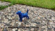 X-MAS Beagle Christbaum Schmuck Glitzer