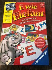 Ravensburger Lernspiel E wie Elefant