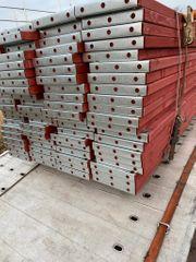Wandgerüst 3m Feld Holzboden 126qm