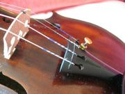 Barockvioline Deutsche Geige