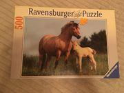 500 Puzzle - beide zu verschenken