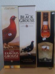3 Flaschen Blend Scotch Whisky