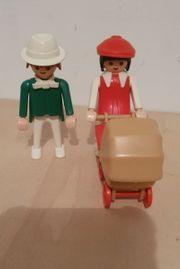 Playmobil Familie Rarität aus den