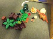 Lego Duplo Dinosaurier und Neandertaler