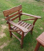 Terrassenmöbel Gartenmöbel Holz 4-tlg