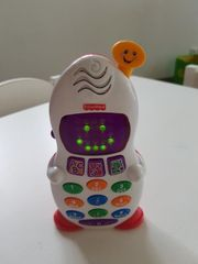 Leises Kindertelefon von Fisher Price