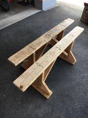 Holzböcke