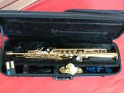 Sopran Saxophon Expression 120 PRO