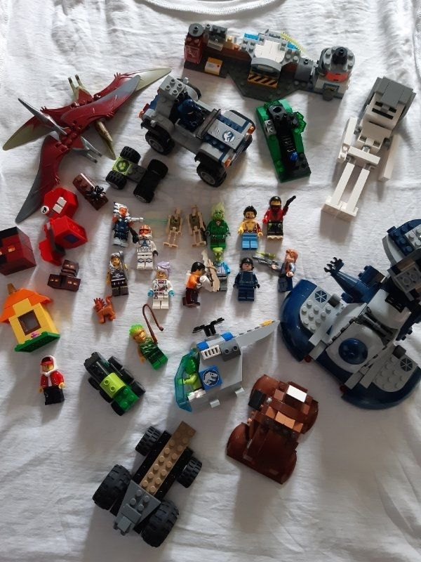 Riesen großes Lego Spielepaket