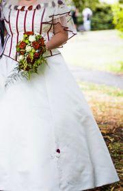 sehr schönes Brautkleid zu verkaufen