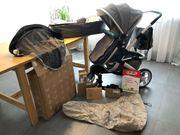 Kinderwagen Joolz Geo Tailor Gris