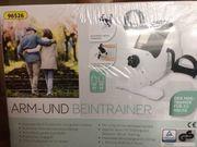 TRAINER ARM-BEIN-PO-BRUST-OBERARME-WADEN SCHULTERN -NEU VERSCHWEISST-