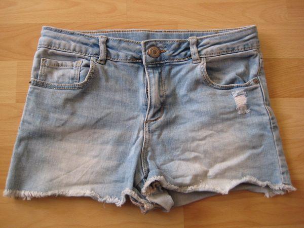 Wunderschöne Hotpants von Zara girls
