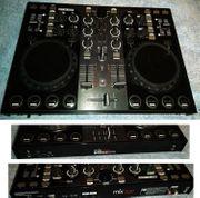 ReLoop Mixage DJ Controller Interface