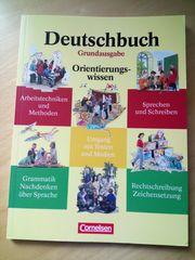 Deutschbuch - Grundausgabe Orientierungswissen