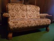 Sofa Couch antik - Dreisitzer Zweisitzer Sessel
