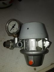 Gasregler für Wohnwagen