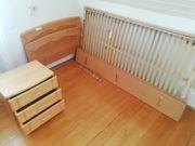 Bett Holz 206 cm x