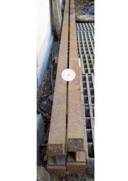 Diverse H-Träger Stahlträger Stahlroste
