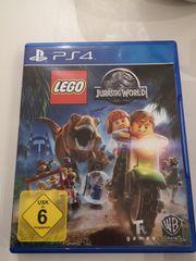 PS4-Spiel - Jurassic World Lego