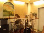 Mitnutzung von Musik-Übungsraum Band-Proberaum Tonstudio