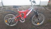 Cooles full suspension Kinder-Mountain-Bike 20