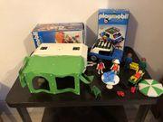 Set Playmobil Wohnwagen 3249 und