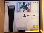 PlayStation 5 PS5 Disc Edition -
