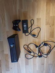 xbox 360 konsole mit Controller