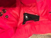 Spyder Skihose in Pink