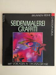Buch Seidenmalerei Graffiti Brunnen-Reihe DEKA-Bügelmusterstift