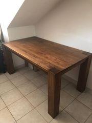 Tisch Esstisch Massiv Holz