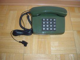 Sonstige Telefone - Altes Tasten Post Telefon KRONELINE