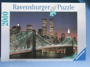 Puzzle 2000 Teile Brooklyn Bridge