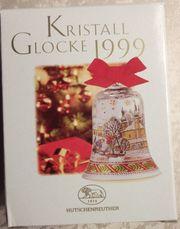 Hutschenreuther Kristallglocke 1999
