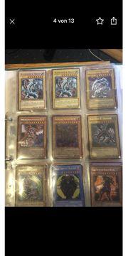 Yu- gi-oh Karten
