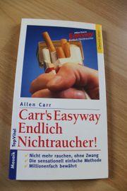 Carr s Easyway - Endlich Nichtraucher