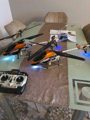 Volitation RC Helicopter 2stk
