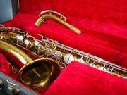 Buescher Aristocrat Alt Saxophon 1962