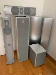 PIEGA High-End Lautsprecher-Set für Musikliebhaber