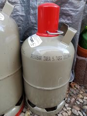 Gasflasche leer 5 kg