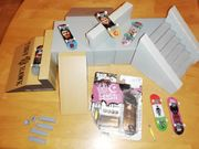 Tech Deck Fingerskateboard Rampen 6