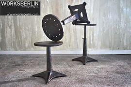 Bild 4 - 1 4 - seltene höhenverstellbare vintage - Berlin Mitte