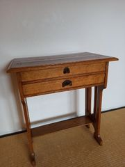 Nähtischchen kleiner Schreibtisch antik