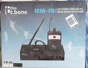 Thomann IEM75 in-Ear Monitor-Funk-System