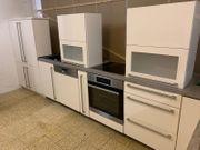 Nobilia Küche mit Elektrogeräten
