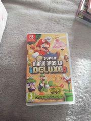 Super Mario bros deluxe Nintendo