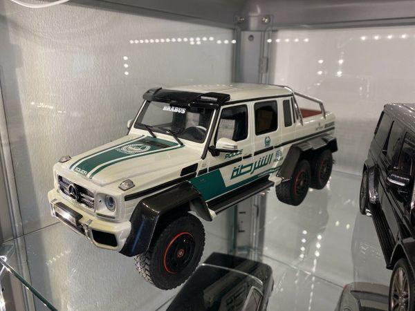 1 18 Mercedes Benz 6x6