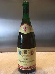 1989 Trollinger Wein